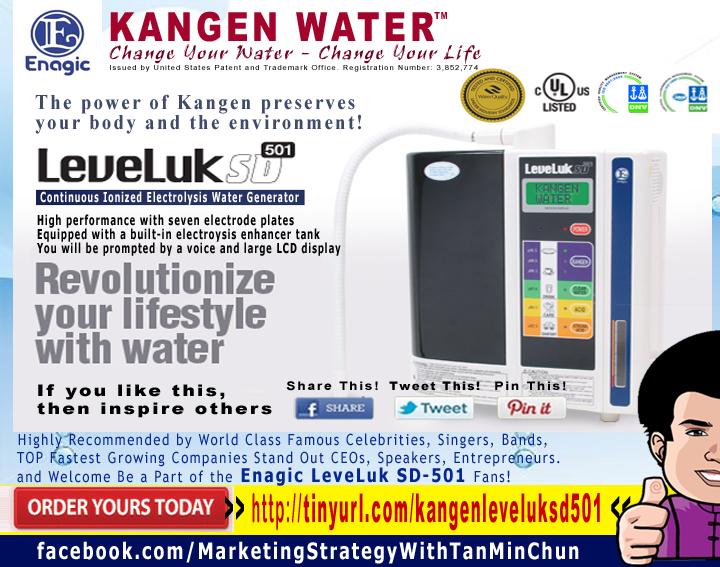 enagic kangen water machine price